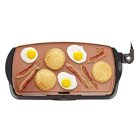 Non-Stick Electric Griddle
