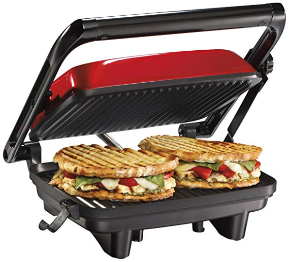 Panini Press & Gourmet Sandwich Maker
