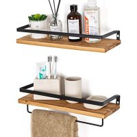 SODUKU Floating Shelves Wall Mounted Storage