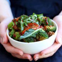Simple Vegan Quinoa Fried Rice • Happy Kitchen