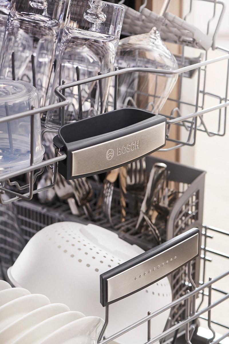 bosch 800 series dishwasher third rack