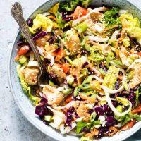 Chinese Chicken Salad + Tutorial {Gluten-Free}