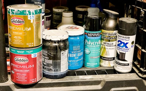 choosing your paint type
