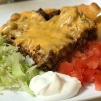 Easy Meal Idea - Taco Pie