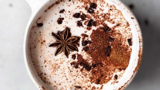 Chai Spice Hot Chocolate