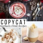 copycat starbucks drink recipes