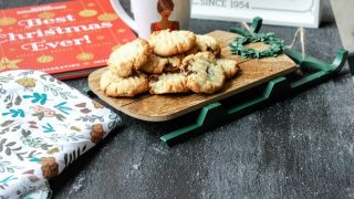 Recipe: Keto Almond Joy Cookies