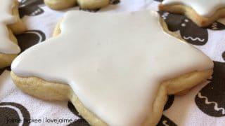 The Perfect Christmas Sugar Cookies