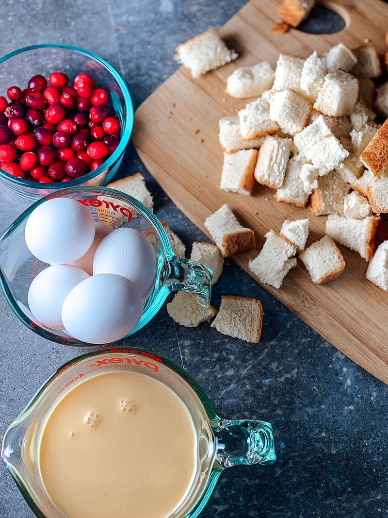 eggnog french toast ingredients