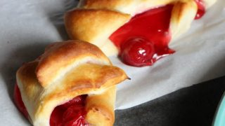 Quick and Easy Fruit Turnovers