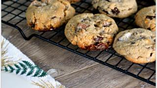 Peanut Butter Marshmallow Chocolate Chunk Cookies