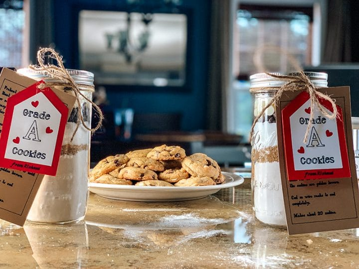 How To Make Triple Chocolate Chip Cookie Jar