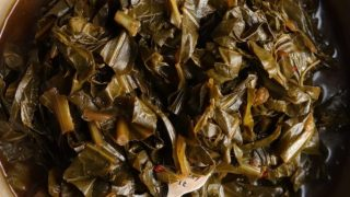 Vegetarian Southern-Style Collard Greens Recipe