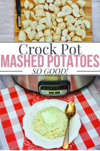 crockpot mashed potatoes so good