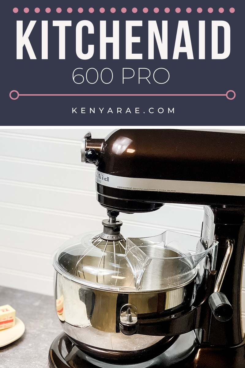 kitchenaid 600 professional review