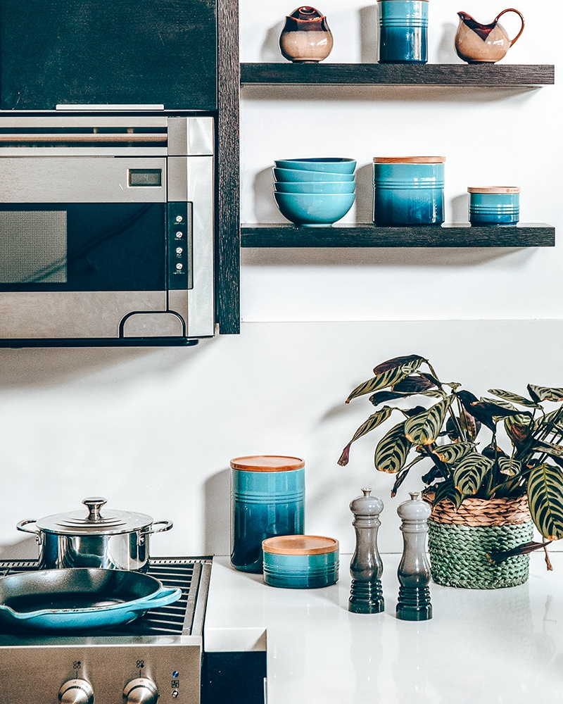 kitchen appliances are important in a new home