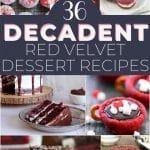 36 decadent red velvet dessert recipes
