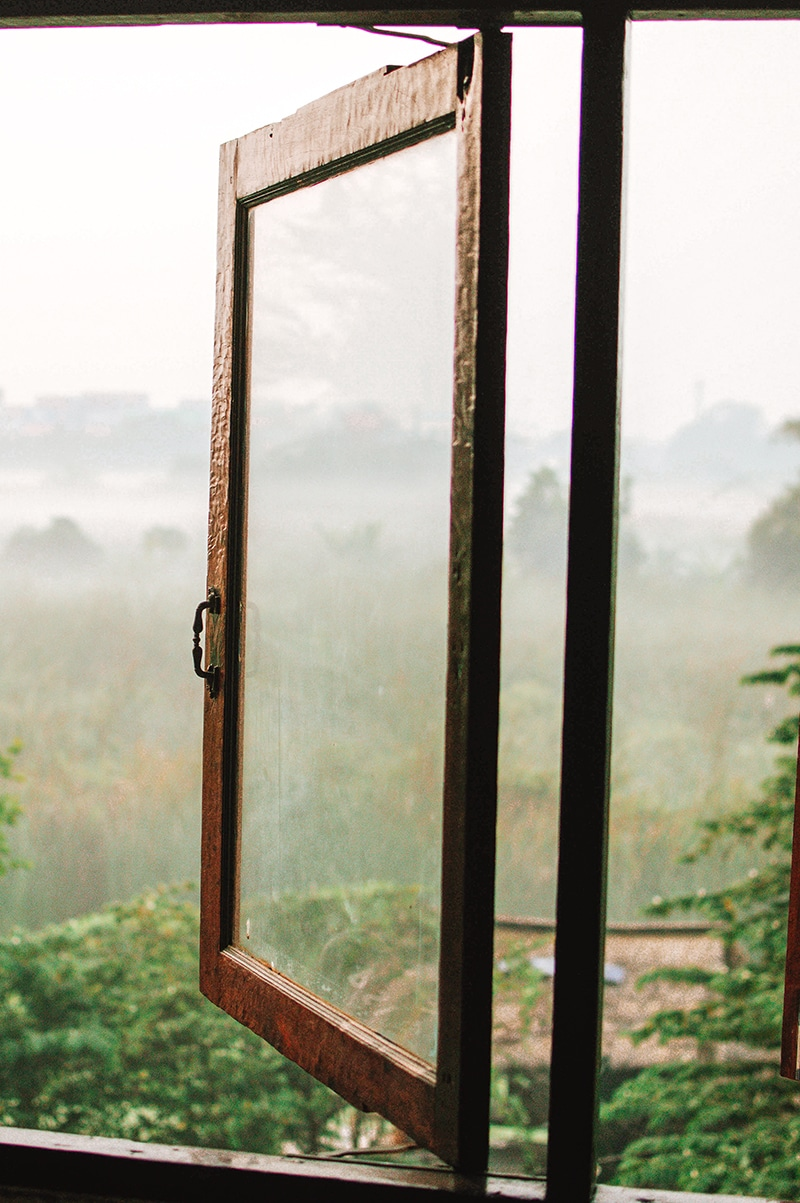 old windows can be costly to replace
