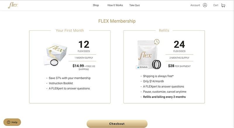 flex membership