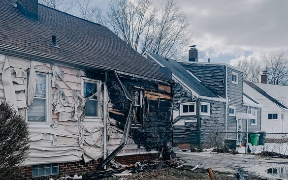 house fire without rental insurance