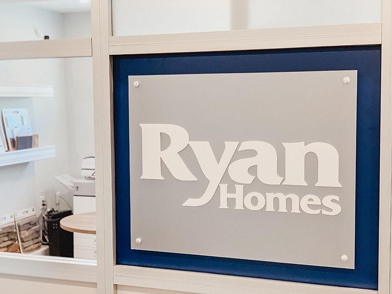 ryan homes sales office